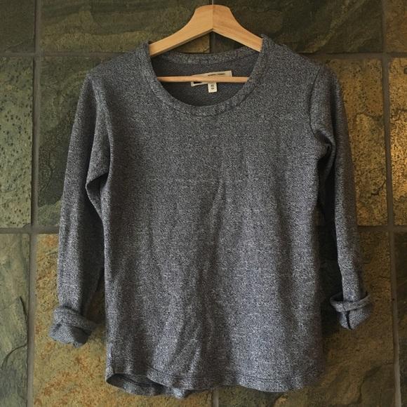 MEC Long Sleeved Top in Grey